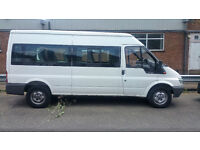 IMMACULATELY CLEAN MINIBUS FOR SALE