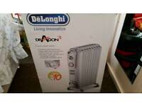 Delonghi dragon never been used