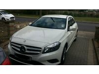 low milage excellent condition ACLASS Mercedes
