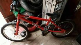 Boys bike/bmx