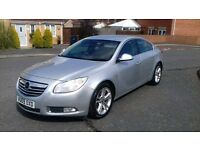 2009 vauxhall insignia 2.0 cdti sri 160 full service history timing belt changed faultless drive