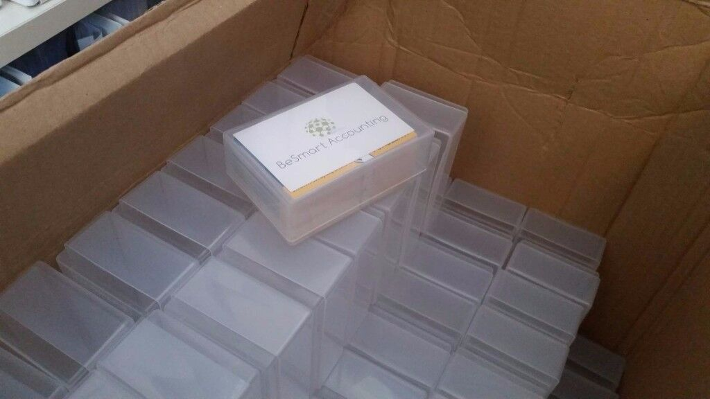 craft boxes /or business cards boxes | in Southampton, Hampshire ...