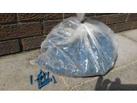 14 Kilo bag of 45 mm Tapcon Masonry Screws