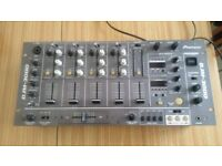 "pioneer djm3000 djm 3000 pro 4 channel 19"" mixer all effects working vgc"