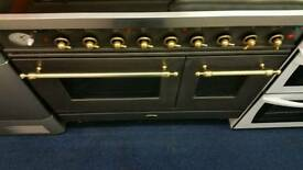 Brittania range cooker for sale. Free local delivery