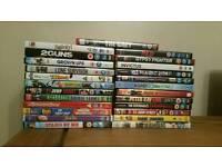 Various Dvd's mixed