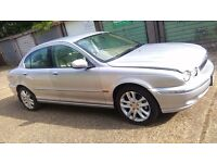 JAGUAR X TYPE with 30489 mileage only