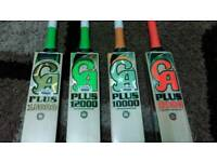 Authentic,Original CA plus 10000, 12000 & 15000 cricket bats,all models available @ reasonable price