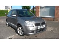 2006 SUZUKI SWIFT 5 DOOR FSH ALL ELECTRICS ON STEERING WHEEL polo mini clio corsa ka fiesta