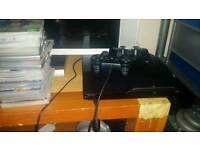 Ps3 + 16 games 2 controller