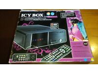Network Media player & recorder, Icy Box