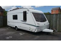 Abbey GTS Vogue 4 Berth 2004 Caravan