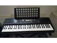 Yamaha PSR-195 keyboard, 61 key