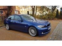 2007 Bmw Alpina D3 Diesel Manual Saloon 4dr
