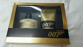 Brand new James Bond gift set