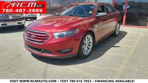 2016 Ford Taurus Limited AWD LEATHER HEATED/COOLED SEATS LOADED