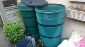 have 2water butts for sale