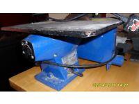 DRAPER TS210A HOBBY TABLE SAW