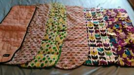 Selection of pram, pushchair seat liners