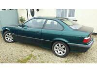 Bmw 318is coupe e36 m reg no mot