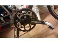 Cannondale Super Six Carbon Road Bike with Shoes - Used Twice! Pickup Edinburgh or Aberdeen