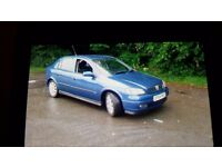 Vauxhall Astra Sport. Low mileage