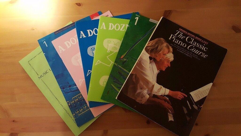 Piano Music selection