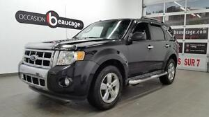 2011 Ford Escape LIMITED V6 + CUIR + TOIT OUVRANT