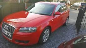 Audi a3 2 ltr tdi 140bhp 2005 153k mot £2100 ono