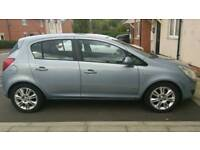 vauxhall corsa 1.2 design manual petrol 5 door 2008