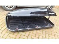 Mont Blanc roof box black gloss 420l