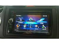 Kenwood on car dvd