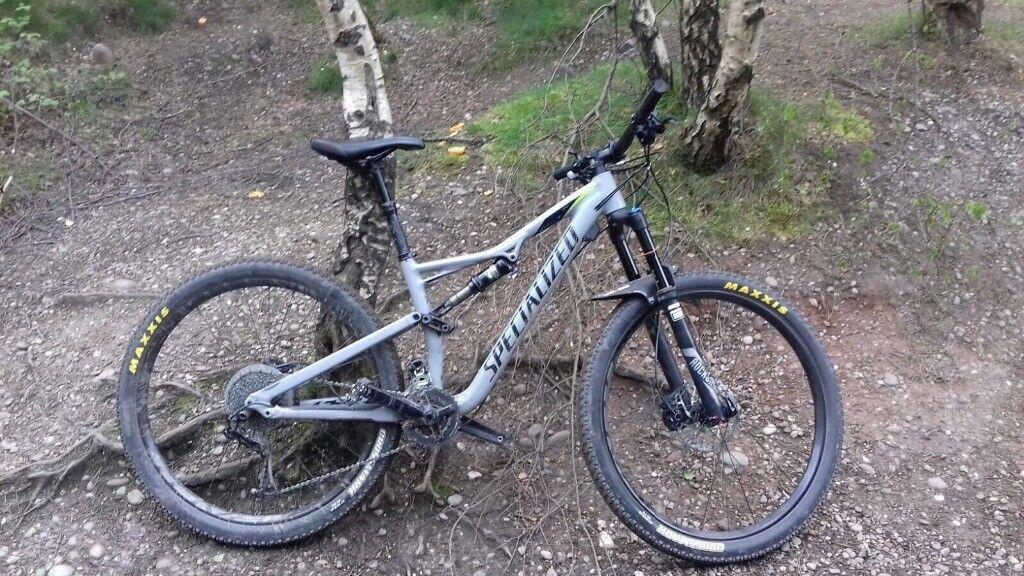 Specialized 2016 mountain bike downhill