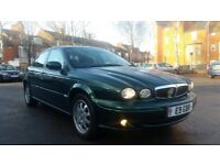 **LOW MILEAGE** 2003 JAGUAR X-TYPE 2.5 V6 AWD 4 DOOR SALOON **12 MONTHS MOT+RECENT SERVICE**