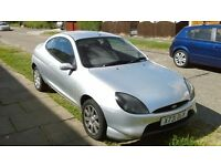 ford puma 1.7 silver 87000 .new clutch drives nice. .never let me down .one of the better ones !!!