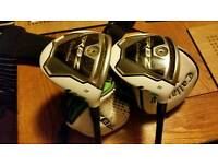 TAYLORMADE RBZ WOODS