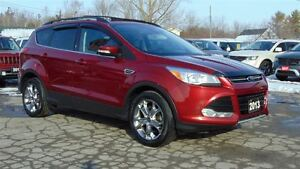 2013 Ford Escape SEL - ALL WHEEL DRIVE - LEATHER - NAVI