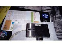For sale silver Samsung digital camera