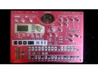 Korg Electribe sx, sampler, sequencer, drum machine