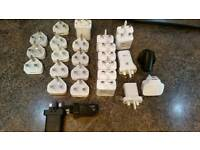 27 usb chargers used and new