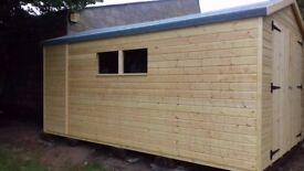 16ft x 10ft Garage / Workshop