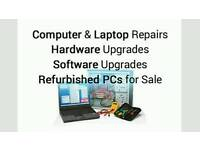 Cheap Laptop / Computer Repairs and Fixes - Competitive Prices & Reliable Servoce