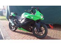 Kawasaki Ex250R Ninja - Full Mot - A2 Licence - Delivery Available