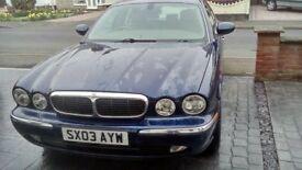 jaguar xj6 full service history
