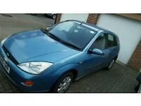 Ford Focus LOW MILEAGE FOR AGE