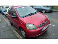 Toyota yaris 3dr colour collection