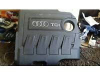 Audi a2 engine cover