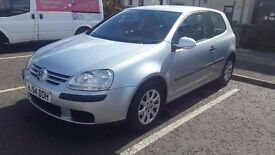 VW GOLF V 1.9 TDI SE