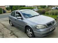 Vauxhall astra ls 1.4 2003