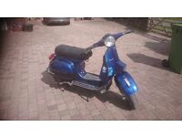 Vespa px200 t5 125